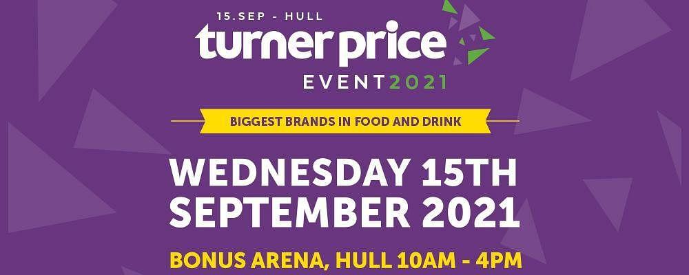 Turner Price Event September 2021