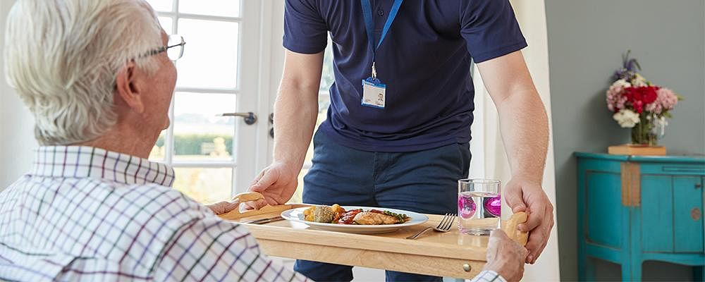 A Gold Standard in Care Catering