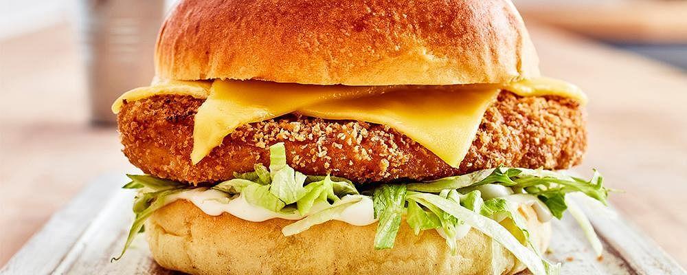 Recipe: Quorn Buttermilk Burger