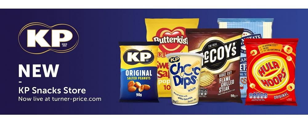 New KP Snacks Store Now Live