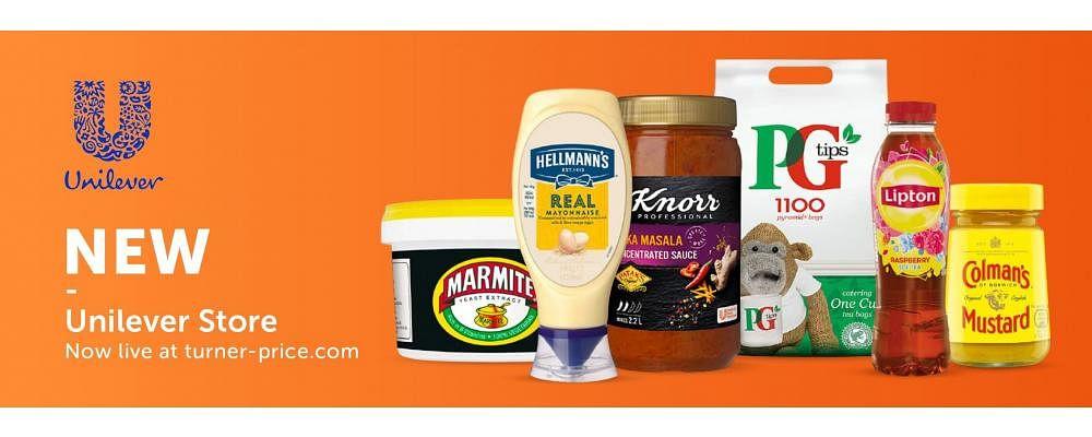New Unilever Store Now Live